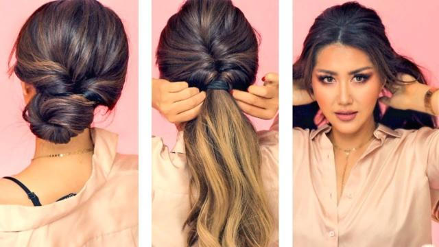 Daily Wear Hairstyles For The Chic You Arujogi Club